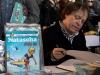 """Aus Belgien, dem Mutterland der Comics kam François Walthéry, Schöpfer der """"Natacha""""-Serie"""