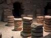 Fußbodenheizung im römischen Bad
