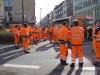 Aachener Stadtbetrieb, warten auf den Einsatz © BF