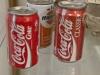 hier ist keine Cola drin ...