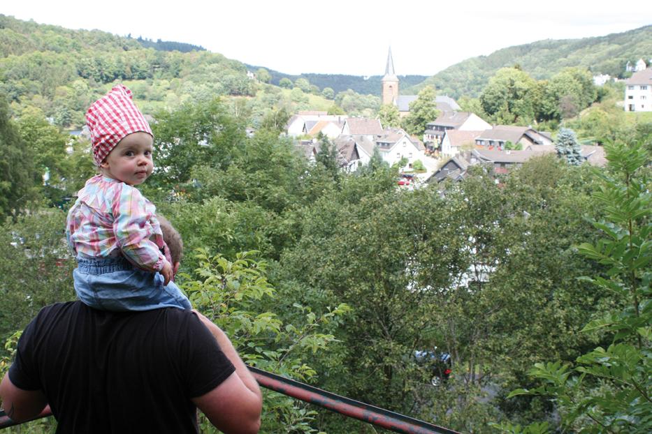faea30e5764ecb Mit Ausdauer und Kraft von Monschau nach Einruhr - KingKalli
