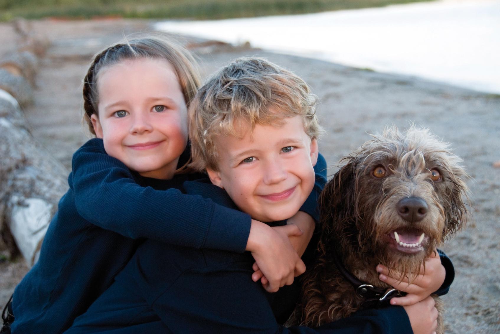 unternehmungen mit hund