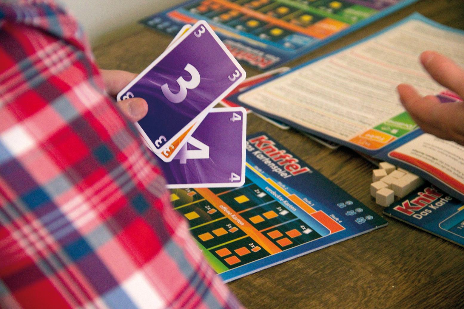 Kniffel Kartenspiel