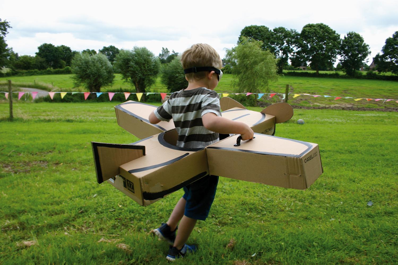 was kann man aus einem karton machen