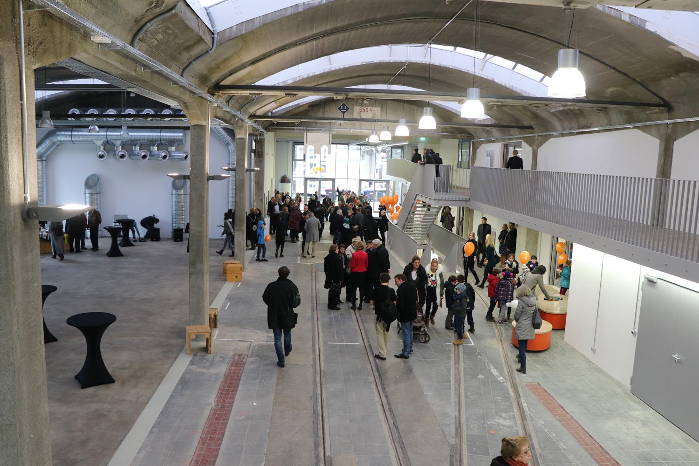 Er ffnung depot talstra e kingkalli for Depot aachen