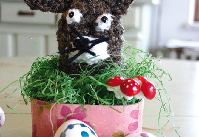 Für Ostern Hase Küken Ei Häkeln Kingkalli