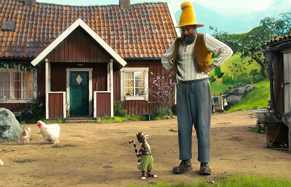 Pettersson Und Findus Film
