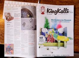 """616dfa1c129e5a Passend zur aktuellen KingKalli-Ausgabe  """"Auf ins Museum!"""" 1 Ticket"""