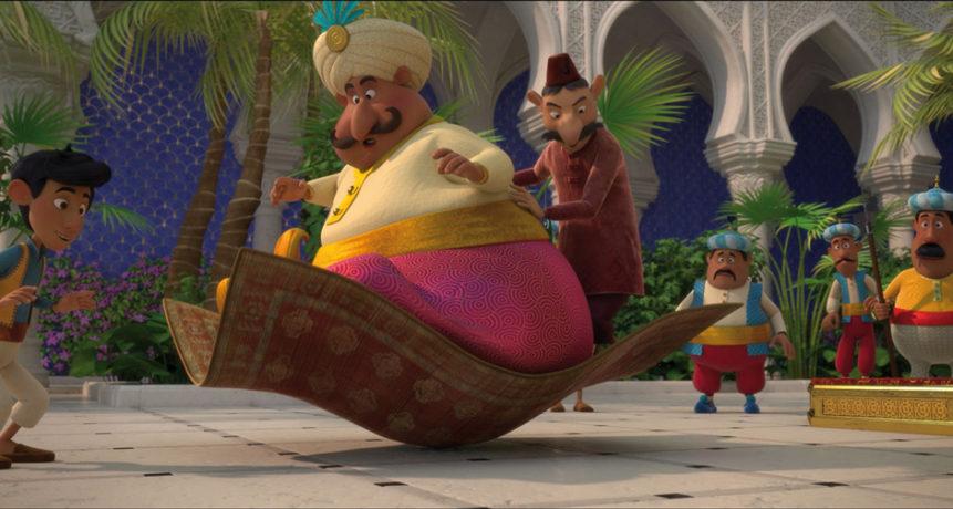 Aladin Im Kino