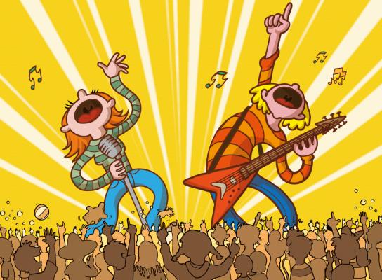 Eupen Musik Marathon 2016 für Groß und Klein!