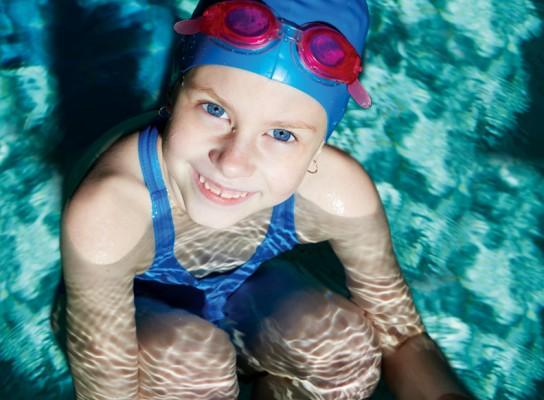 """Ferienprogramm in den Schwimmhallen: """"Mehr als nass – jede Menge Wasserspaß"""""""