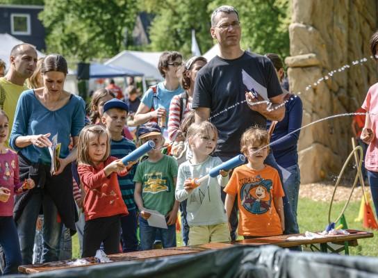 Familientag: Spiel und Spaß in der StädteRegion Aachen