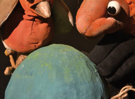 """Theater Rosenfisch: Wunschkind – """"Familie ist da, wo man Familie sein will."""""""